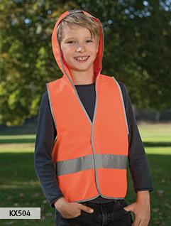 Odzież dziecięca ochronna