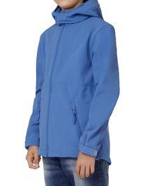 Kids´ Hooded Softshell Jacket